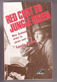 Red Coat to Jungle Green