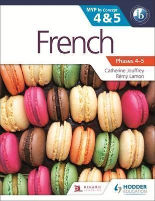MYP by Concept: French Phases 4-5