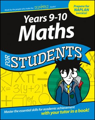 Years 9-10 Maths for Students
