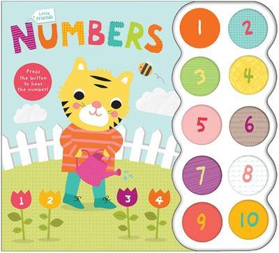 Numbers (Little Friends Sound Book)