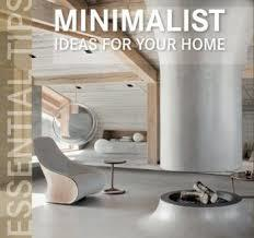 Minimalist Ideas for your Home