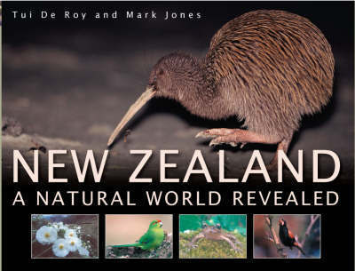 New Zealand A Natural World Revealed (Stickered Stock)