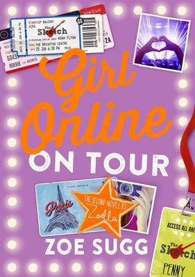 On Tour (Girl Online #2)