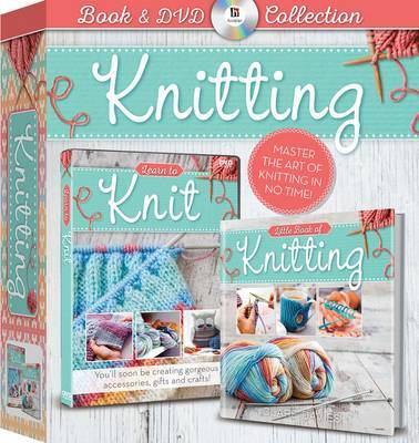 Knitting Book and DVD