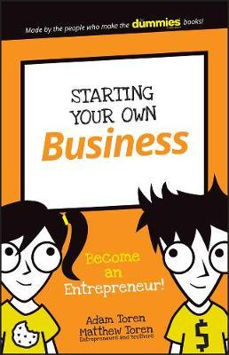 Starting Your Own Business Become an Entrepreneur!