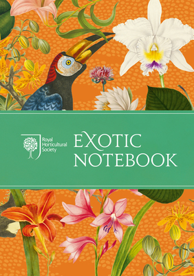 Royal Horticultural Society Exotic Notebook (Lined)