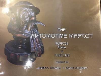 The Automotive Mascot: Purpose Form & Function vol 4