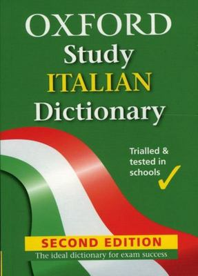 Oxford Study Italian Dictionary