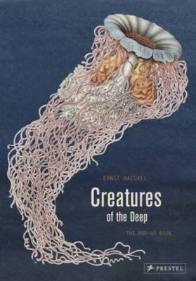 Creatures of the Deep Pop Up Book