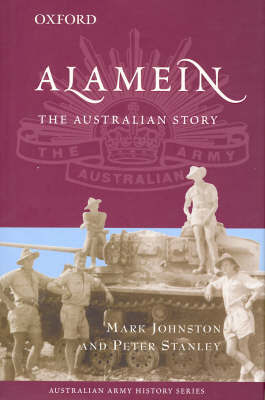 ALAMEIN THE AUSTRALIAN STORY