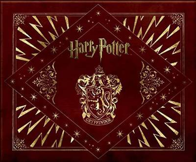 Gryffindor (Harry Potter Deluxe Stationery Kit)