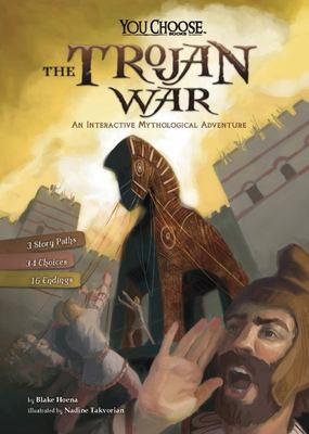 The Trojan War - An Interactive Mythological Adventure