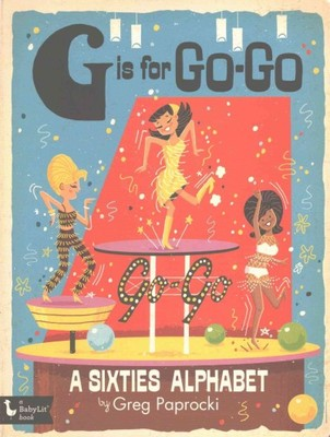 Swinging Sixties Alphabet
