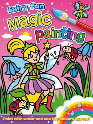 Fairy Fun (Magic Painting)