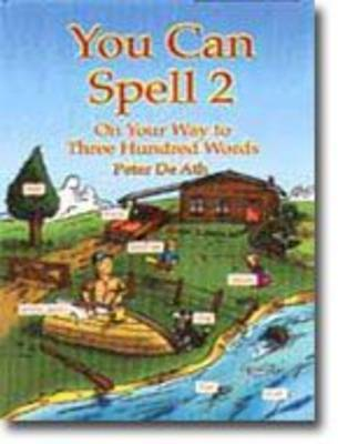 You Can Spell Book 2
