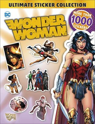 Wonder Woman Ultimate Sticker Collection