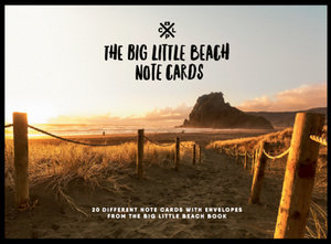 The Big Little Beach Book Notecards