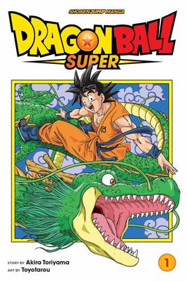 Dragon Ball Super (#1)
