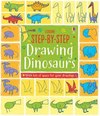 Step-by-Step Drawing Dinosaurs