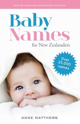 Baby Names for New Zealanders