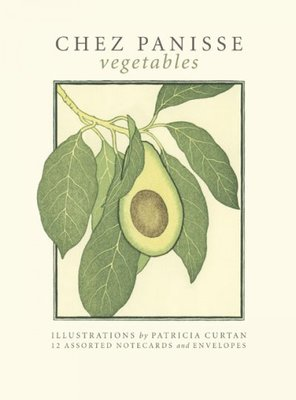 Chez Panisse Vegetables Notecards