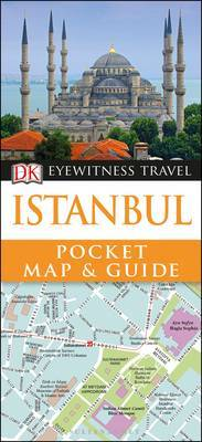Istanbul Pocket Map and Guide - DK Eyewitness Travel Guide