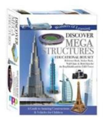 Discover Mega Structures (Wonders of Learning Box Set)