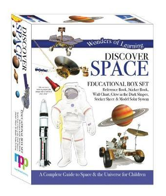 Discover Space (Wonders of Learning Box Set)