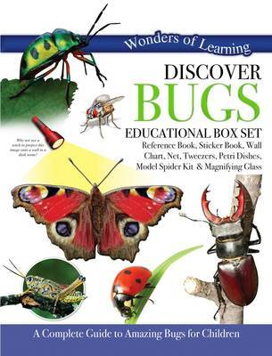 Discover Bugs (Wonders of Learning Box Set)