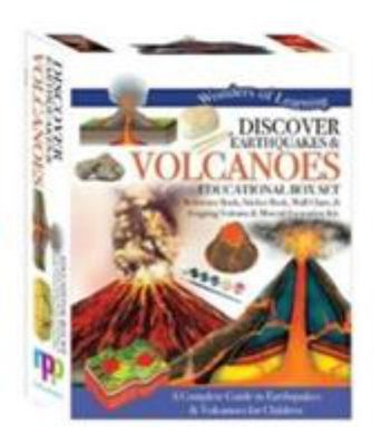 Discover Earthquakes & Volcanoes (Wonders of Learning Box Set)