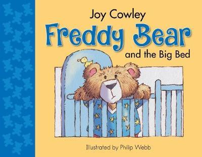 Freddy Bear and the Big Bed (Board)