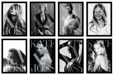 Kate Moss Book