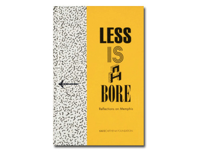 Less is a Bore - Reflections on Memphis