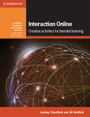 Interaction Online Paperback With Online Resources : Creative Activities for Blended Learning