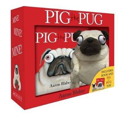 Pig the Pug Boxed Set (Mini Book + Plush)
