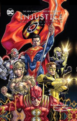 Injustice: Gods Among Us - Year Five - Vol 3 (HB)