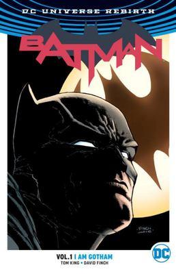 Batman Vol. 1: I Am Gotham (DC Universe Rebirth)