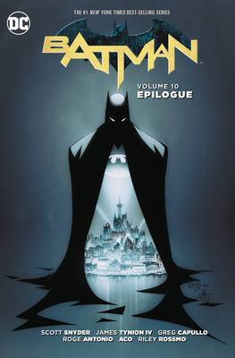 Batman Vol. 10: Epilogue (The New 52!)
