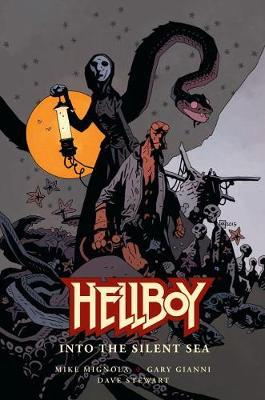 Hellboy - Into the Silent Sea HC