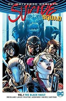 Suicide Squad Vol. 1: The Black Vault (DC Universe Rebirth)