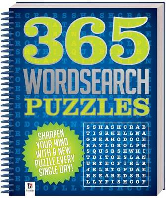 365 Puzzles: Word Search