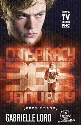 January (Conspiracy 365 Code Black #1)