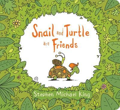 Snail and Turtle are Friends (Board Book)