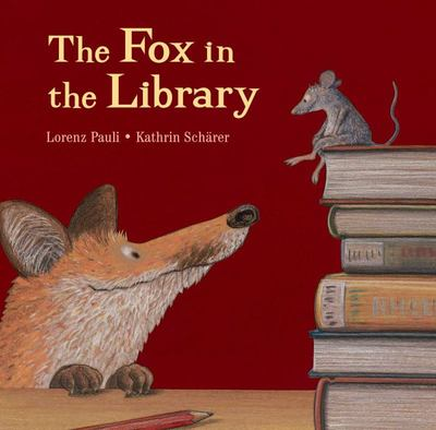 Fox in the Library