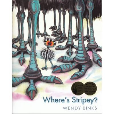 Where's Stripey?