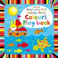Touchy-Feely Colours Playbook (Baby's Very First)
