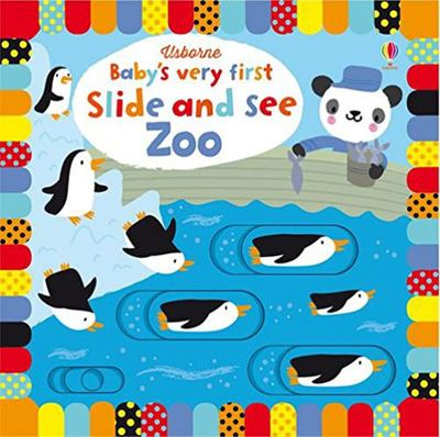 Zoo (Baby's Very First Slide and See)