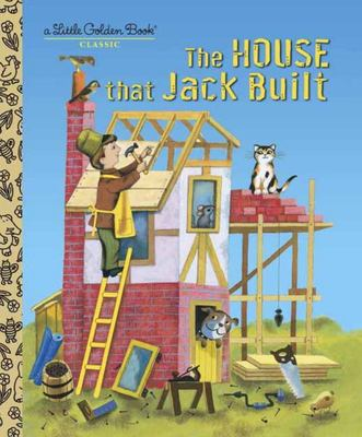 The House That Jack Built (LGB Little Golden Book)