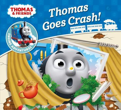 Thomas Goes Crash (Thomas & Friends)