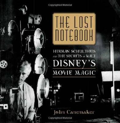 The Lost Notebook: Disney